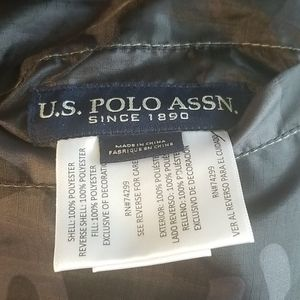U.S. Polo Assn. Jackets & Coats - 💥Just In💥US Polo Assn Reversible Jacket
